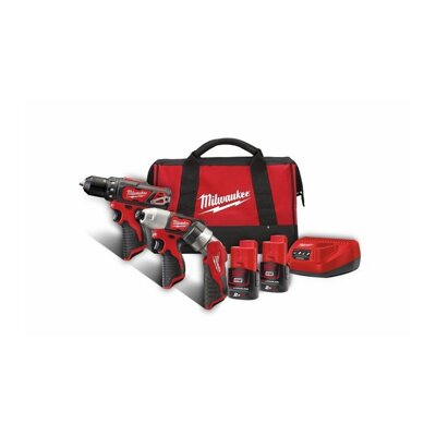 AKU set náradia Milwaukee M12 BPP3A-202B