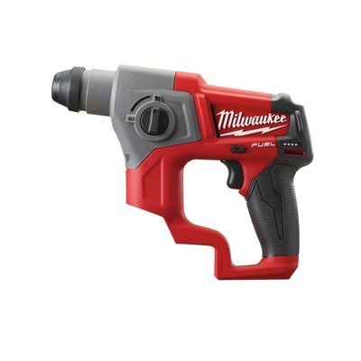 AKU kladivo Milwaukee M12 FUEL™ CH-0 SDS-Plus