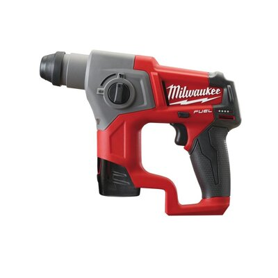 AKU kladivo Milwaukee M12 FUEL™ CH-202C SDS-Plus