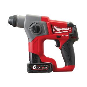 AKU kladivo Milwaukee M12 FUEL™ CH-602X SDS-Plus