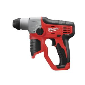 AKU kladivo Milwaukee M12 H-0 SDS-Plus