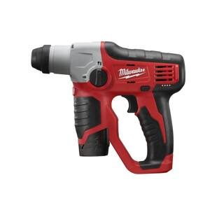 AKU kladivo Milwaukee M12 H-202C SDS-Plus