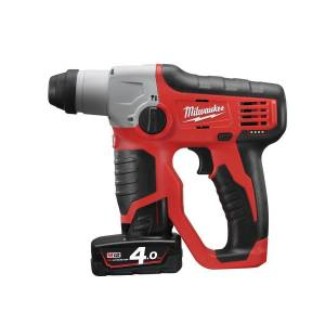 AKU kladivo Milwaukee M12 H-402C SDS-Plus